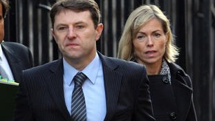 McCanns: Libel case postponement 'brings more pain and distress'