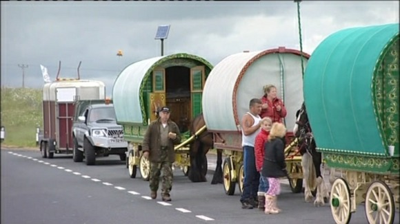 People heading to Cumbria