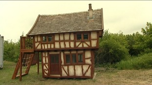 A wendy house with a difference