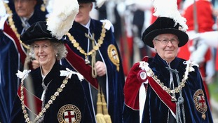 New members Dame Eliza Manningham-Buller and Sir Mervyn King.