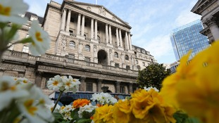 The Bank of England is coming under growing pressure to raise the base rate.