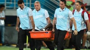 Jozy Altidore injured