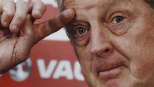 Euro 2012 England Roy Hodgson