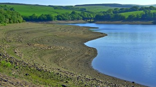 Late May at Yarrow Reservoir nr Rivington, Lancashire.