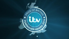 Nominate a fundraiser as the Pride of Britain