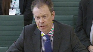 Passport Office chief, Paul Pugh gives evidence to Commons Home Affairs Committee