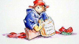 Paddington Bear was created by Michael Bond in 1958.