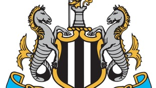 Newcastle United's badge