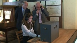 The Duchess is sent a signal and attempts to decode radio messages sent from the enemy as she tours the Park.