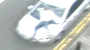 CCTV image taken by police in Falkirk town centre