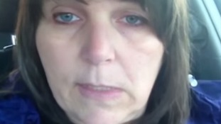 Stacey Yepes, 49, posted the video last week.