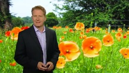 ITV Meridian weather for Thursday