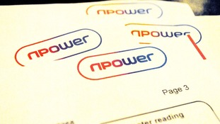 npower was criticised for telling customers too late how much they owed.