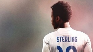 Raheem Sterling has posted on Instagram: 'Today we will fight till last whistle!!'