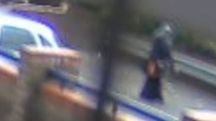 Still taken from CCTV footage issued by Essex Police of Nahid Almanea.