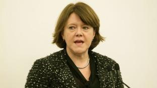 Former Culture Secretary Maria Miller.