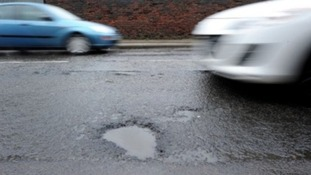 Hundreds of thousands of region's potholes to be filled
