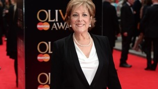 Lynda Bellingham will be presented with an honorary Fellowship