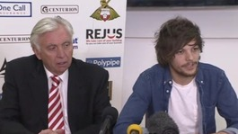 Louis Tomlinson's business partner says Rovers takeover is off