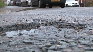 Millions of pounds is to be spent repairing potholes in the region.