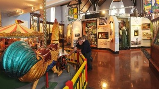 Inside King's Lynn Museum