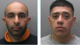 Pair jailed for sexually abusing young girls