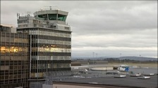 Manchester Airport - fuel crisis over