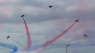 Next month the Red Arrows will mark 50 years of aviation excellence.