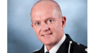 Acting Chief Constable Lancashire Police Chris Weigh