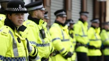The loss of hundreds of police officers in Lancashire has contributed to an increase in crime, says a senior police officer.