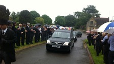 Speedway star Lee Richardson's funeral
