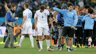 Steven Gerrard's future England remains a doubt.