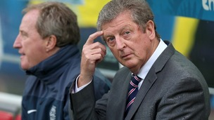 Roy Hodgson has much to ponder after another poor showing.