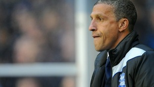 Fans, celebrities and footballers Hughton tweets