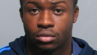 Mug shot of Akeem Jeffers, 21.