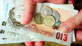 Number of workers below living wage a 'national scandal'