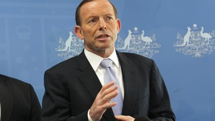 "Tony Abbott said Australia was ""shocked"" and ""dismayed"" by the verdicts."
