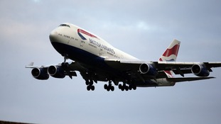 British Airways offered around £220 per passenger in compensation.