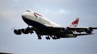 British Airways offered around £220 per passenger in compensation.