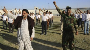 Shiite volunteers have been joining the Iraqi army to fight the Sunni militia, but they are being overwhelmed.
