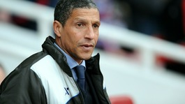 Chris Hughton former Birmingham City manager has joined Norwich today.
