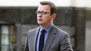 Andy Coulson is facing jail over phone hacking.