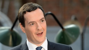 Chancellor George Osborne's apology comes after David Cameron also said sorry.