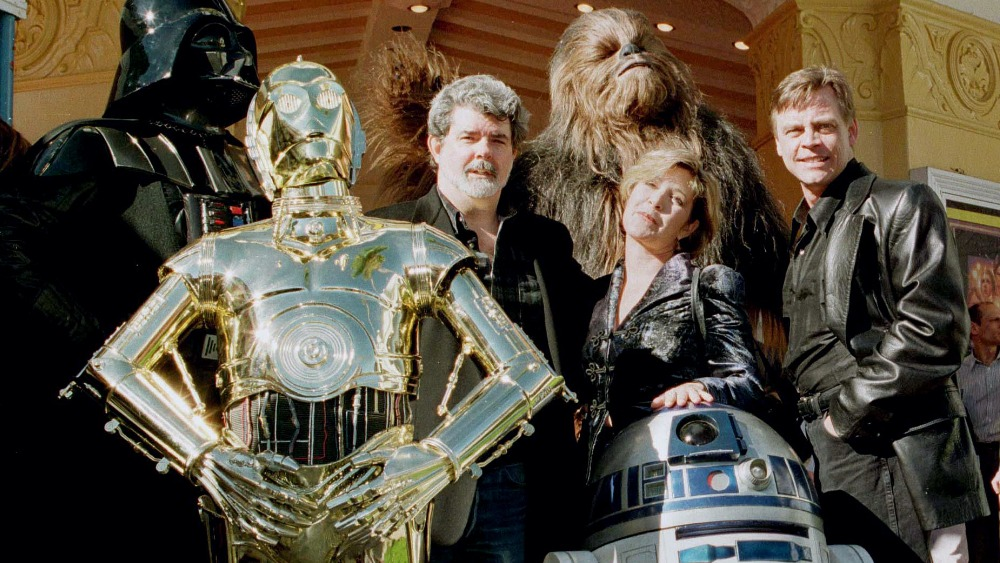 Star wars creator picks chicago for his museum itv news for Star wars museum san francisco
