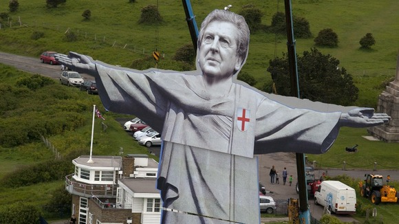 Roy the Redeemer Euro 2012