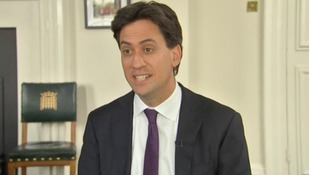 Labour leader Ed Miliband accused David Cameron of 'bringing a criminal into the heart of Downing Street'.