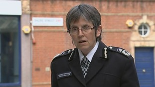 The Metropolitan Police's assistant commissioner Cressida Dick.