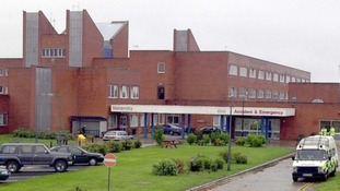 Furness General Hospital, part of University Hospitals of Morecambe Bay NHS Trust.