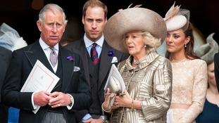 Charles and Camilla may have provided assistance with the costs.