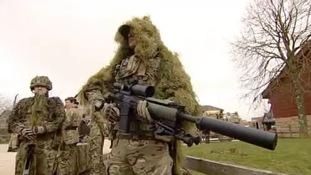 Defence Secretary